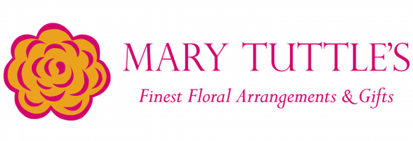 Mary Tuttle's Flowers logo