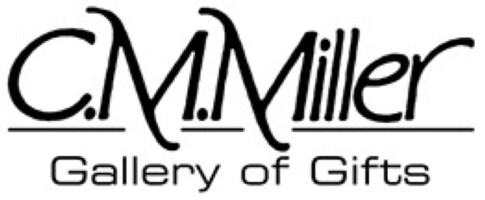 CM Miller Gallery of Gifts logo