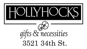 Hollyhocks logo