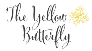 The Yellow Butterfly logo
